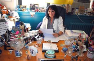 Maria Thomson, Woodhaven leader, dies 1