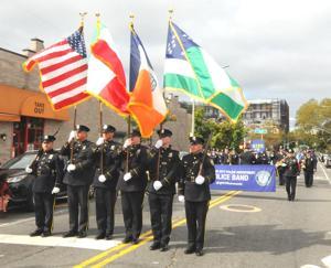 Celebrating Columbus Day in Queens 2