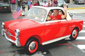 Queens commemorates Columbus Day 7