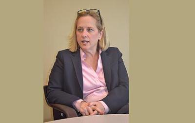 Katz talks DA race, reform and Rikers 1