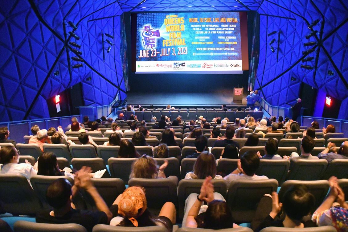 At QWFF, the films are the stars 2