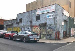 Graffiti problems plague Maspeth 1