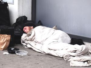 Number of homeless seniors on the rise 1