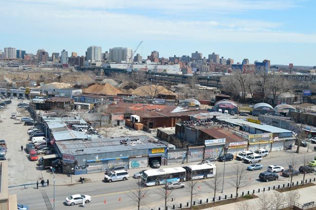 Willets Point plan is now in jeopardy 1