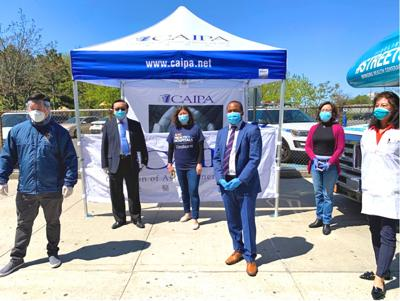 Mobile testing site launched in Rego Park 1