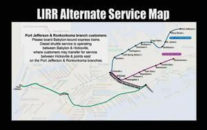 Hollis blaze shuts down LIRR service 3