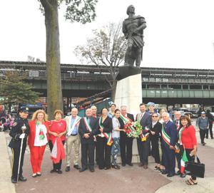 Queens commemorates Columbus Day 2