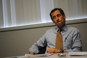 Anthony Weiner's support for NYC mayor drops in new survey