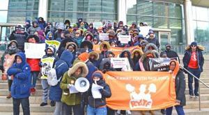 Grassroots groups criticize DA Brown 1