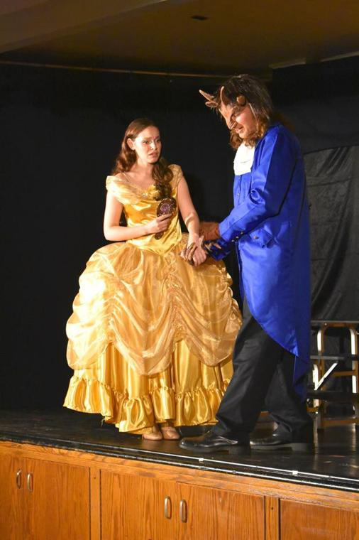 Love is magical in 'Beauty and the Beast' 3