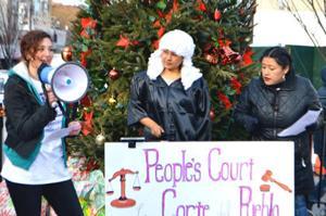 Community rallies against Target 1