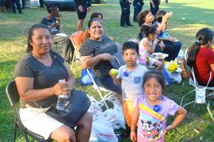National Night Out in 103rd, 105th pcts.6