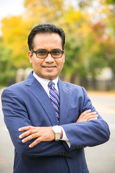 Bid to be first South Asian city councilman 1