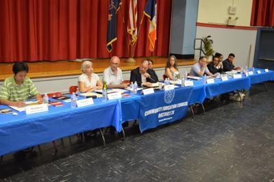 CEC 26 votes against mayor's plan to kill the SHSAT 1