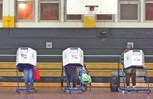 Queens to have 14 early voting sites
