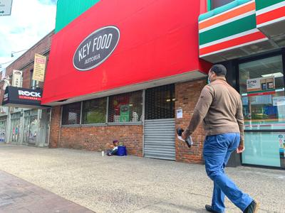 Key Food in Astoria closes its doors 1