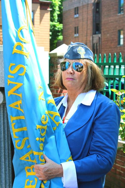 Woodside holds its venerable parade 3