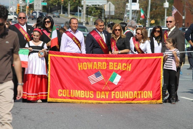 Italian Pride On Show In Howard Beach Queens Chronicle