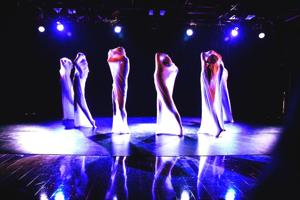<p>The monthly dance presentations at Green Space Studio return this weekend, with two troupes performing Friday and Saturday and six others, including Mayu Shirai Dance, above, appearing on Sunday. See Dance.</p>