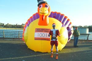 Annual Turkey Trot scores thousands 2