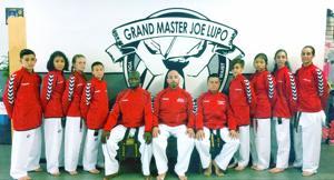 Queens' taekwondo champs 1