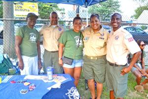 National Night Out in 103rd, 105th pcts.11