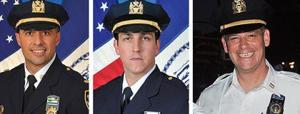 NYPD taps new COs in Queens precincts 1