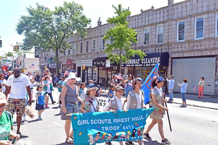 Memorial Day commemorated in Forest Hills 8