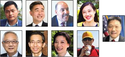 D20 candidates land on wide spectrum 1