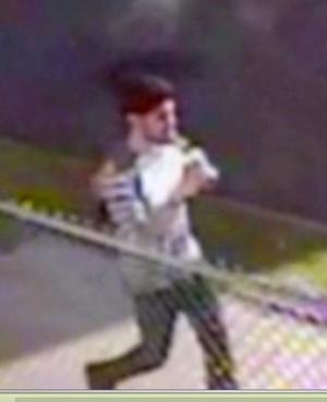 Child sex attack suspect sought
