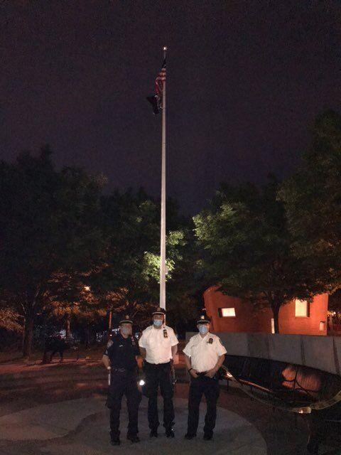 Vietnam Memorial vandalized with hate
