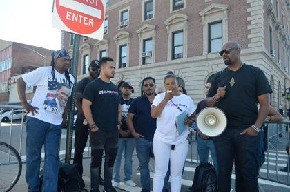 Rally calls for new response to EDPs  1
