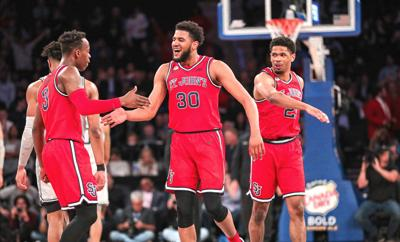 St. John's was on a roll before abrupt ending 1