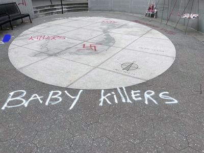 Man busted in Vietnam Veterans Memorial vandalism, councilman says 1