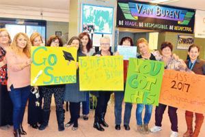 Martin Van Buren High School highlights recent school events 1