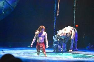 Cirque de Soleil is flying high again in Flushing 3