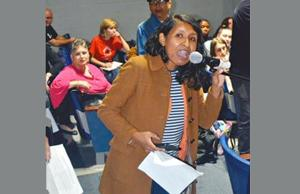 Cheers and jeers over shelter plan 1
