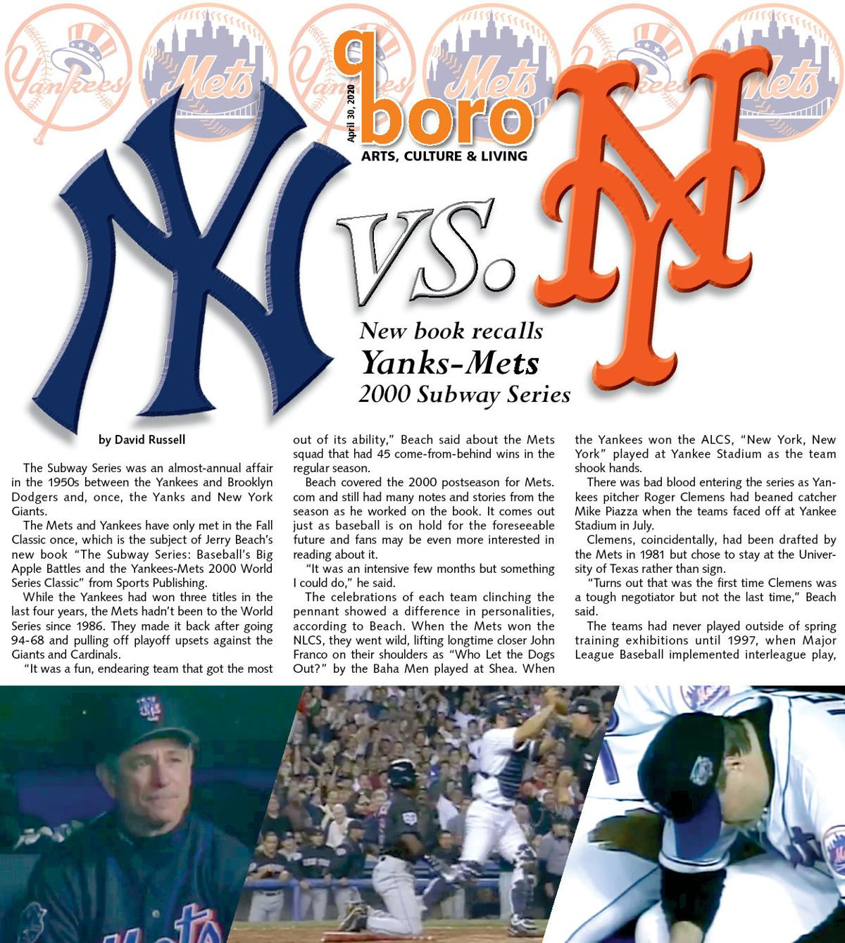Looking back at only Mets-Yankees World Series 1