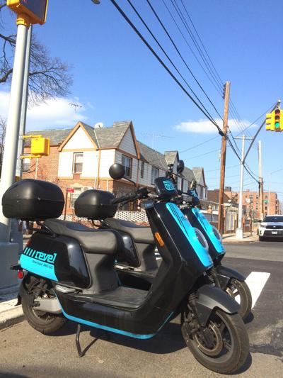 Mopeds make way back to Forest Hills 1