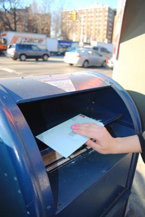 On the trail of snail mail: A first-class letter's trip 1