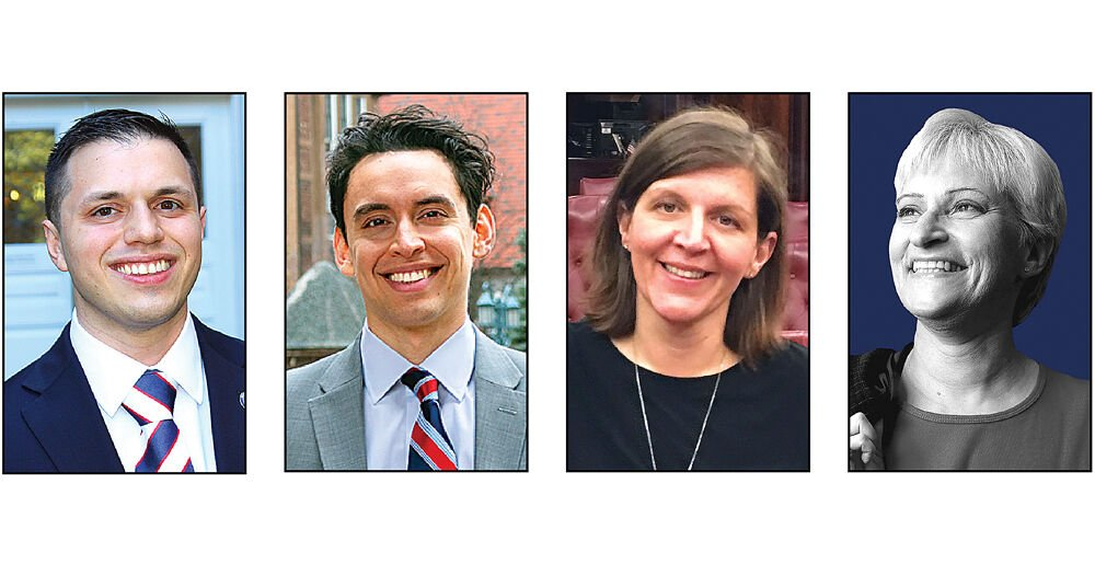 Four (so far) in race for City Council seat 1