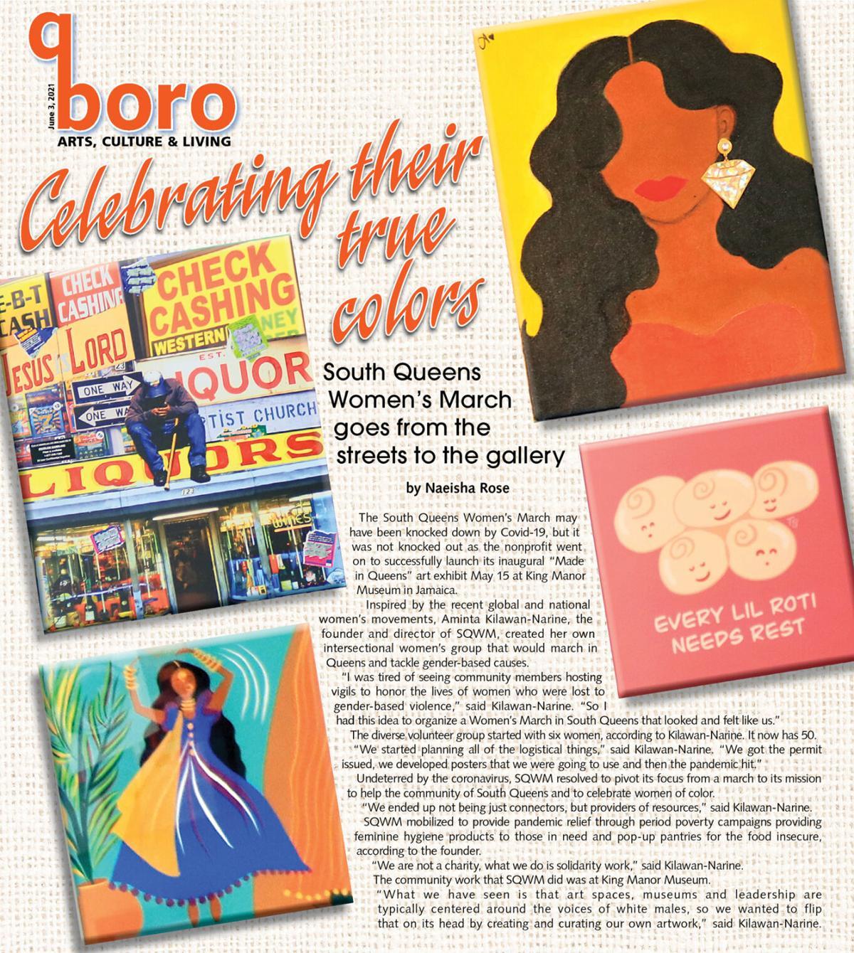 Nonprofit celebrates South Queens through art 1