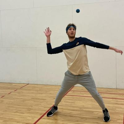 Gotsch to appear at handball tourney Saturday