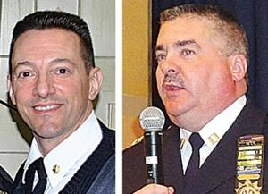 Coyle takes command of the 105th Precinct 1
