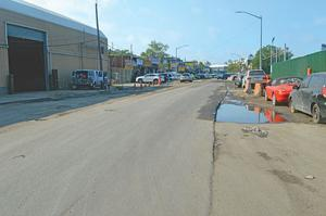 Relief in Willets Pt. as roads repaved 1