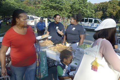 National Night Out in 103rd, 105th pcts. 4