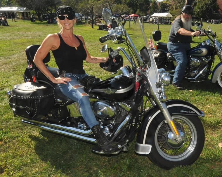 Antique Motorcycle fest hits farm museum 4