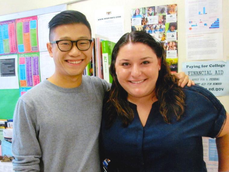 Focus on outstanding students at Martin Van Buren High School 4