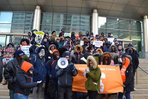 Grassroots groups criticize DA Brown 2
