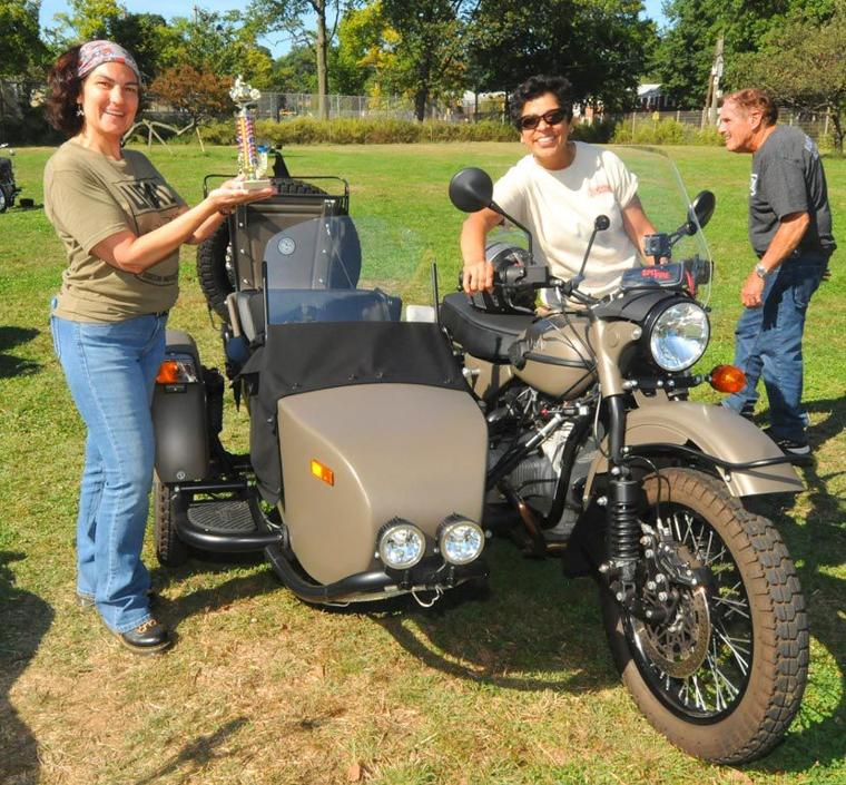 Antique Motorcycle fest hits farm museum 1